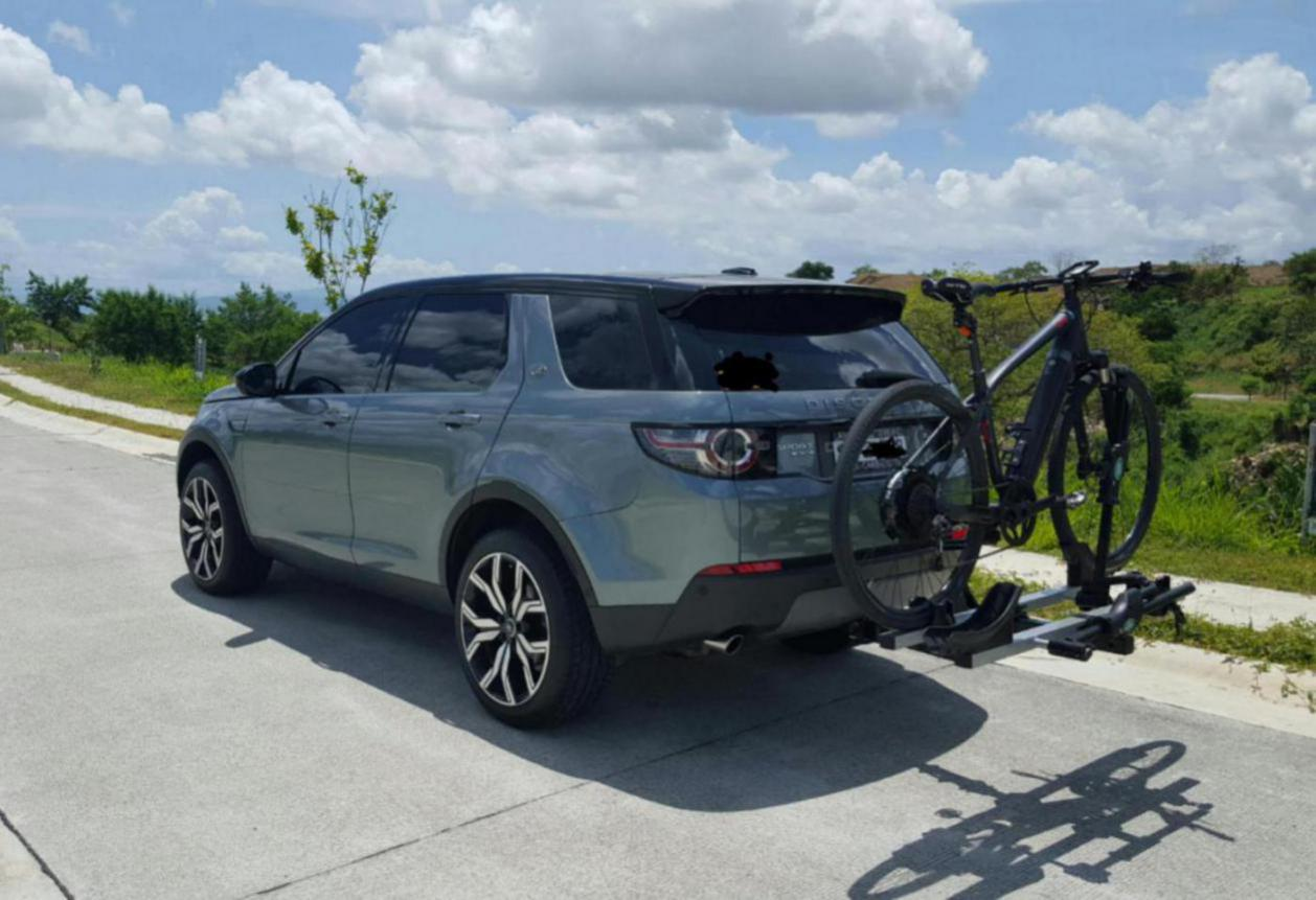 in carrier position rack en paulchen loading landrover bicycle la discovery rover land bike roverrover