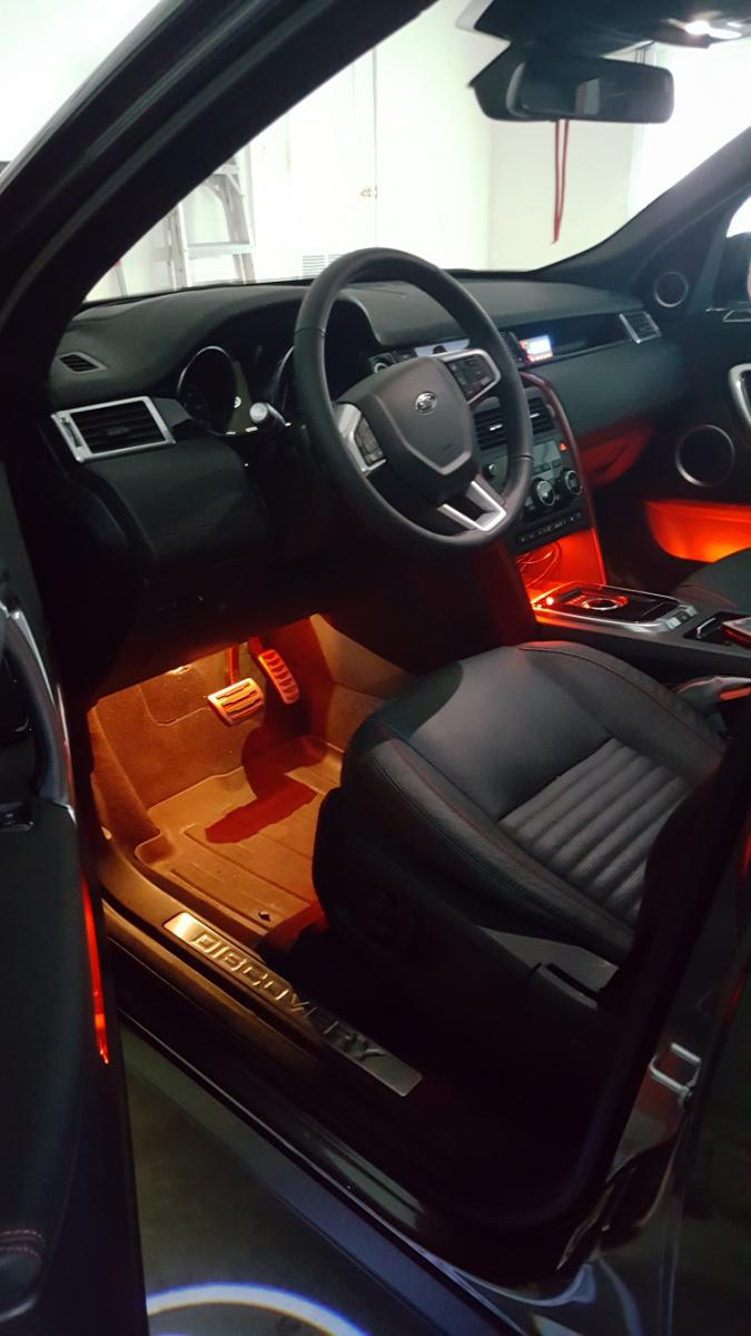... Click image for larger version Name 20161215_145745.jpg Views 1332 Size 71.3 & Ambient Lighting - Land Rover Discovery Sport Forum azcodes.com