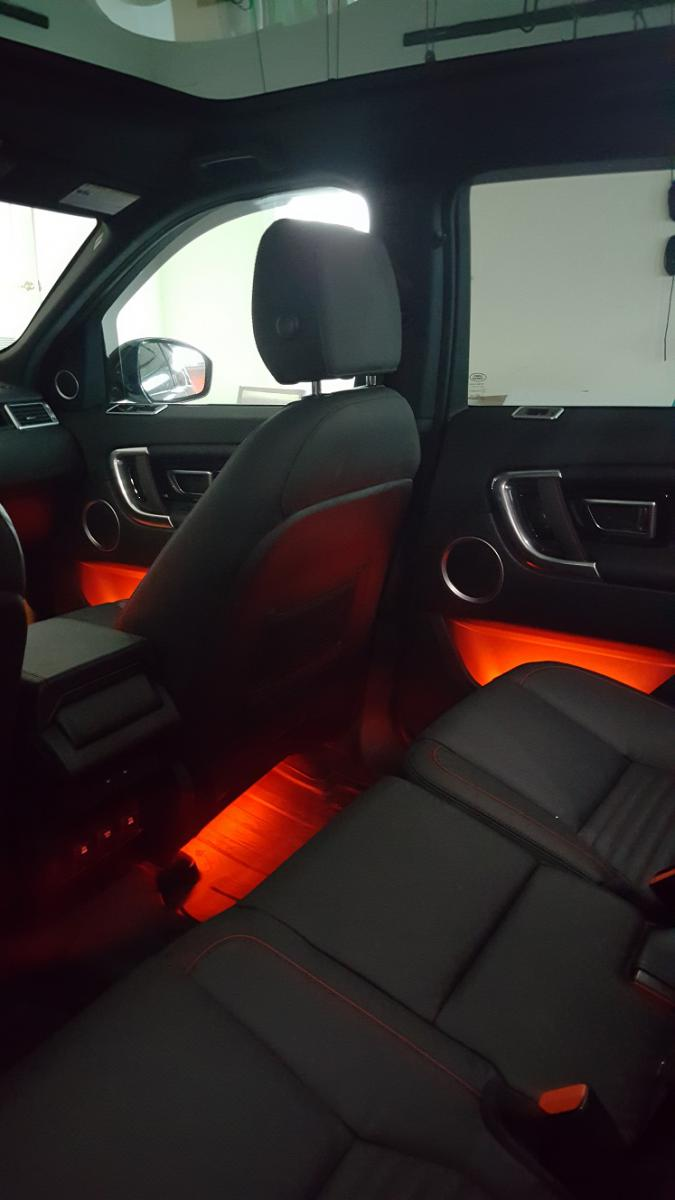 Ambient Lighting Land Rover Discovery Sport Forum