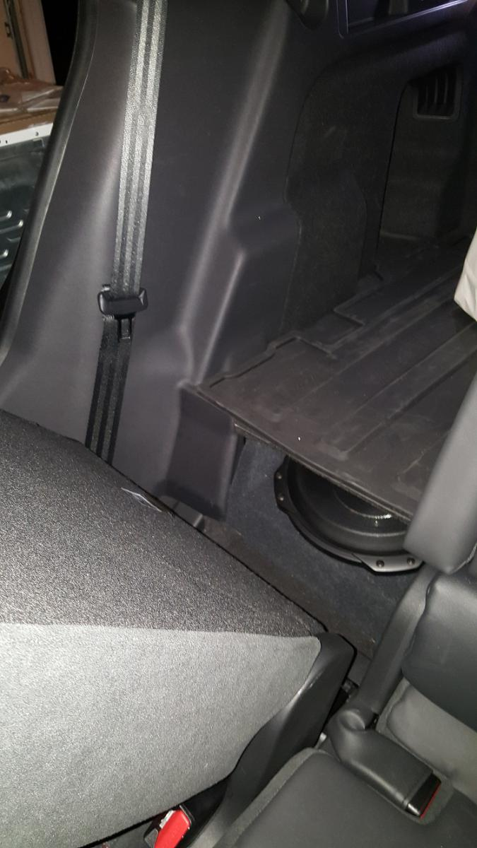 Dash Kit Installed Land Rover Discovery Sport Forum