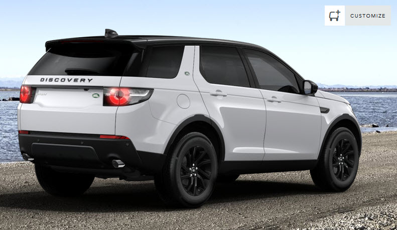 What Exactly Does Black Design Pack Include Land Rover