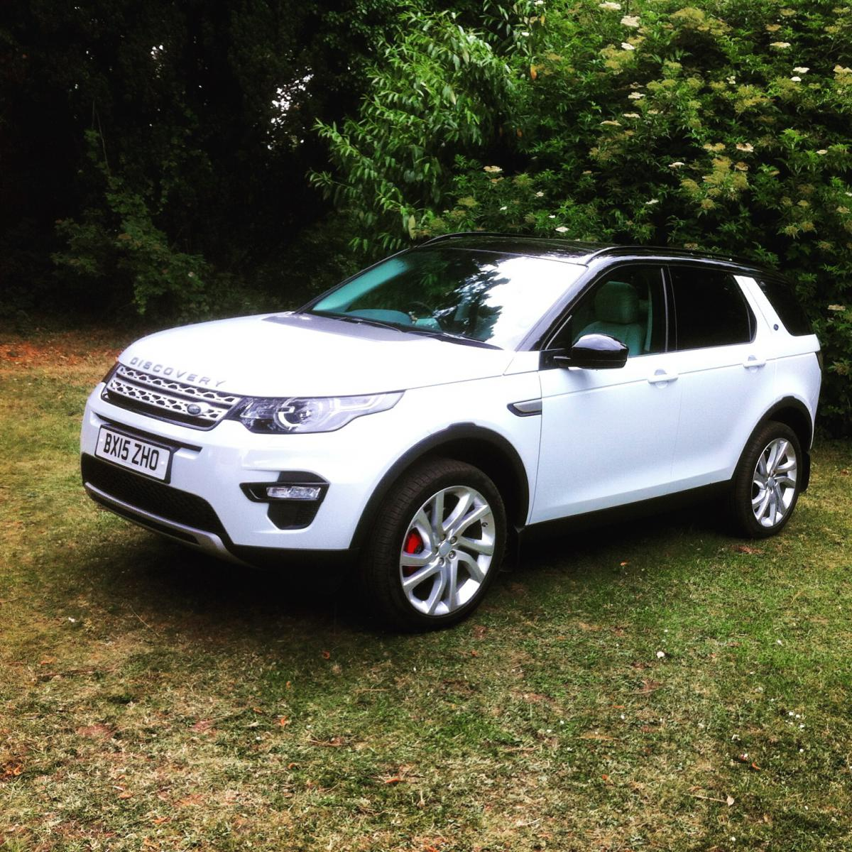 yulong white discovery sport photo thread land rover discovery sport forum. Black Bedroom Furniture Sets. Home Design Ideas