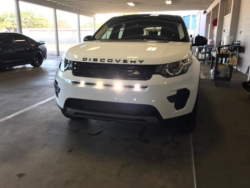 led light bar land rover discovery sport forum. Black Bedroom Furniture Sets. Home Design Ideas