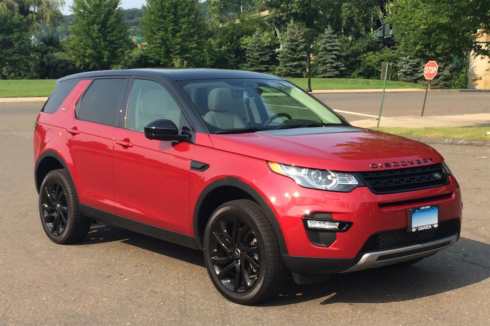 Range Rover Discovery Sport Black >> Firenze Red Discovery Sport Photo Thread - Land Rover Discovery Sport Forum