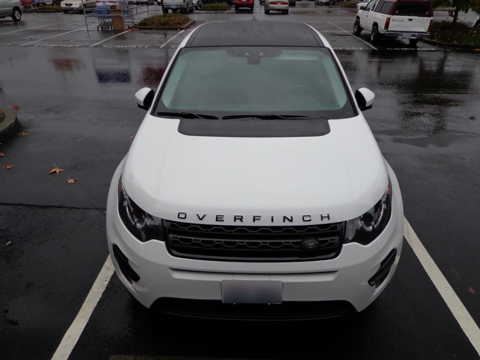 Fuji White Discovery Sport Photo Thread Land Rover