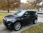 YoungDiscovery's 2015 Land Rover Discovery Sport HSE