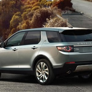Land Rover Discovery Sport Record Sales